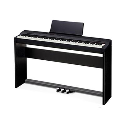 卡西欧电钢琴PX160黑色/白色