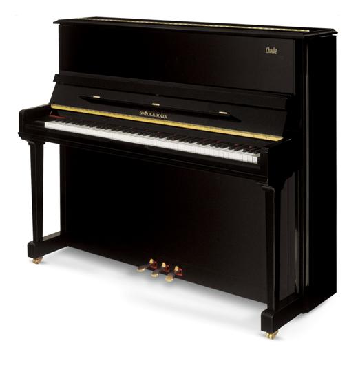 塞德尔钢琴C126