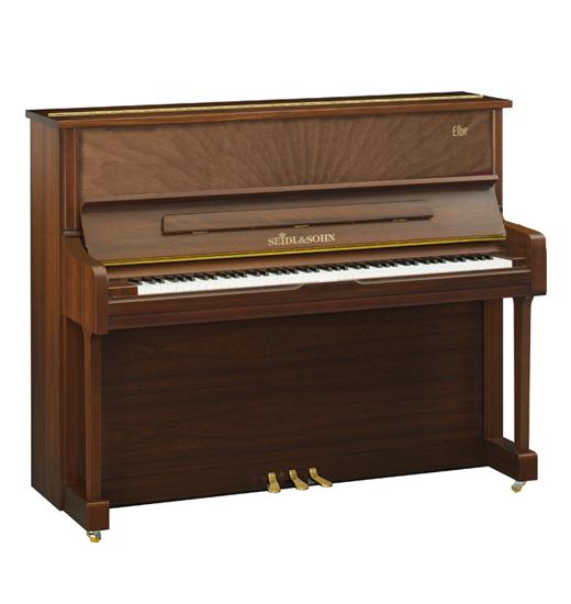 塞德尔钢琴E123 杂色