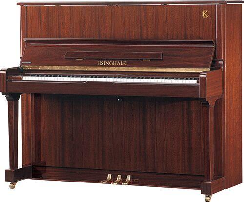 凯旋k-123高端系列钢琴k123