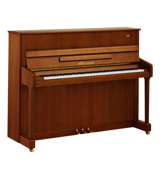 塞德尔钢琴T122 棕色