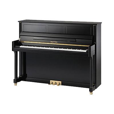 恺撒堡钢琴UH121黑色